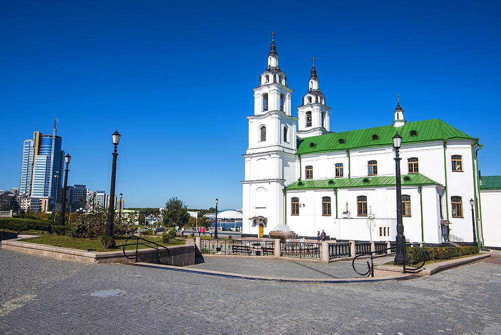 Minsk, Belarus, Europe