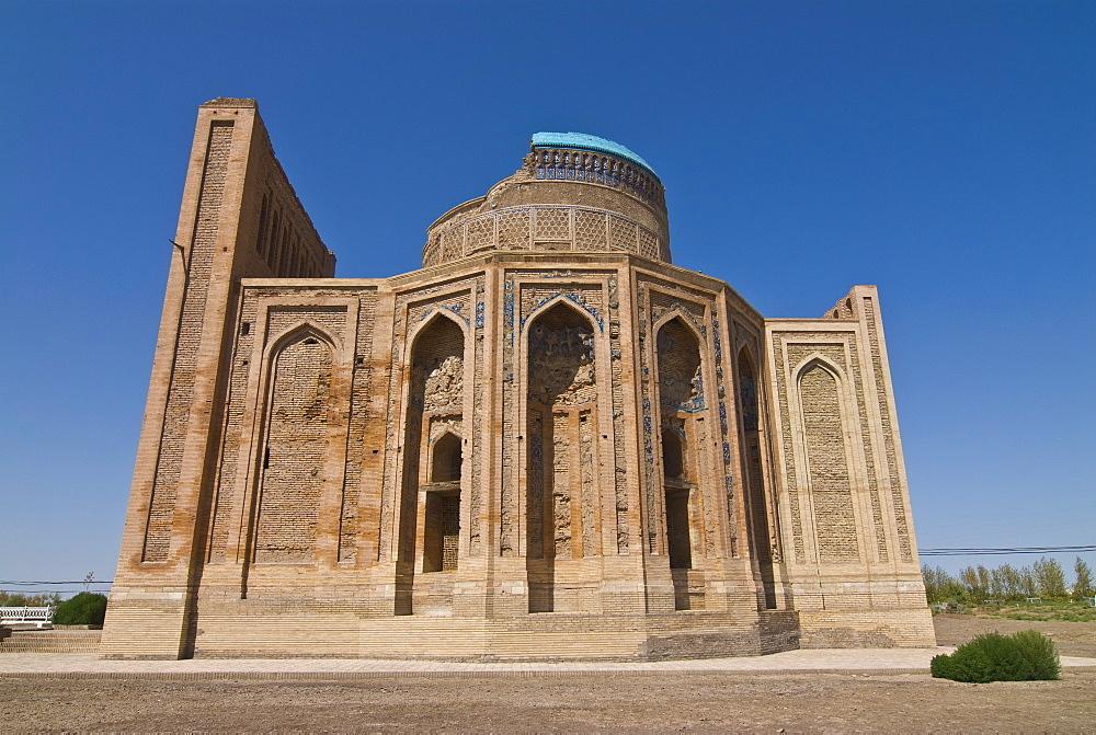 Turabeg Khanym Complex, Konye Urgench, UNESCO World Heritage Site, Turkmenistan, Central Asia, Asia