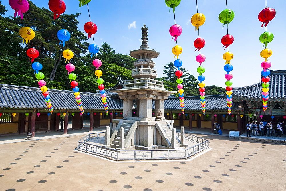 Bulguksa Temple, Gyeongju, UNESCO World Heritage Site, South Korea, Asia