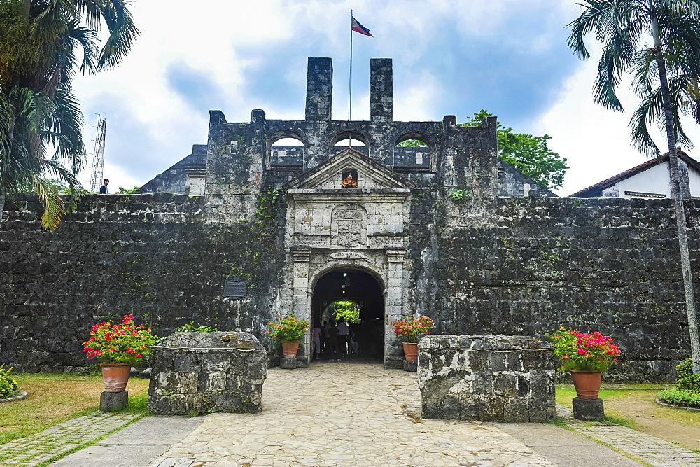 Fort San Pedro, Cebu City, Cebu, Philippines, Southeast Asia, Asia