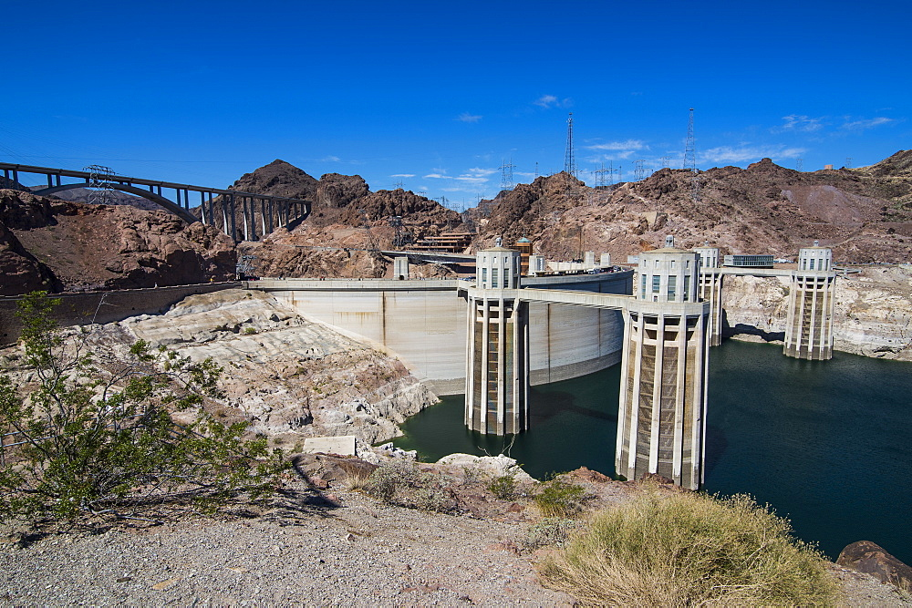Hoover Dam, Nevada, United States of America, North America