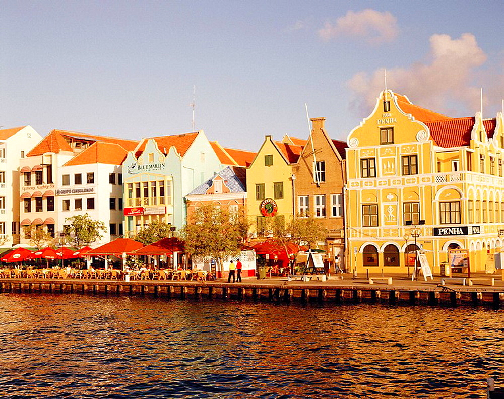 Willemsted, Curacao, Dutch Antilles, Caribbean