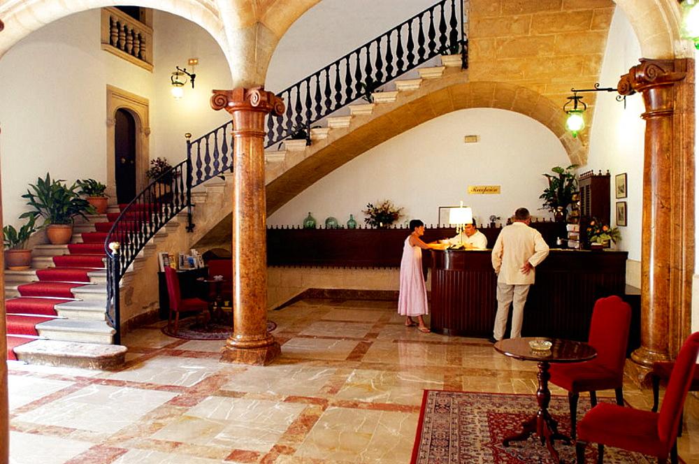 Hotel Born, Palma de Mallorca, Majorca, Balearic Islands, Spain