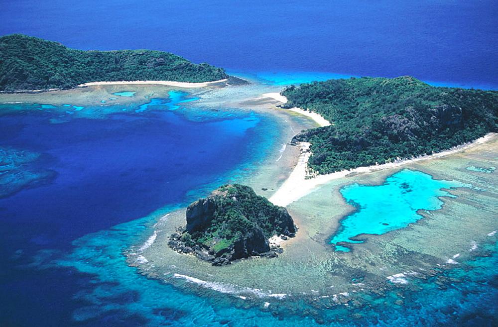 Vanua Levu and Navadra Islands, Fiji Islands