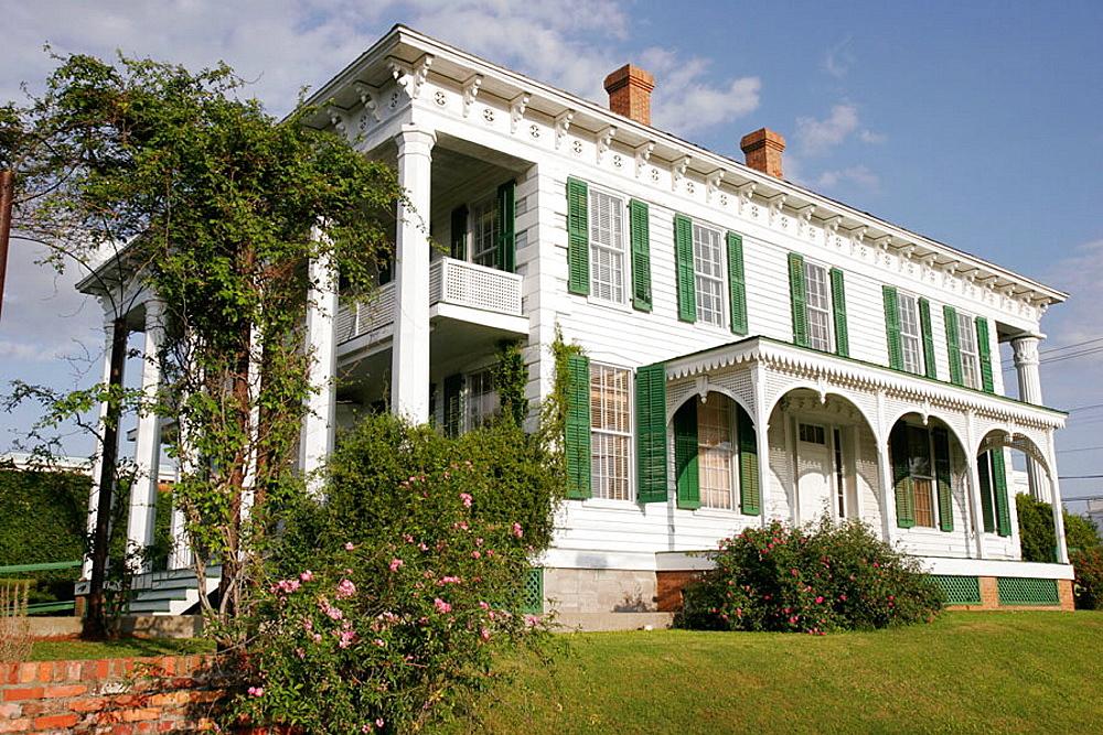 Old Alabama Town, Montgomery, Alabama, USA