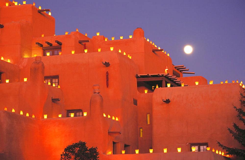 Loretto Hotel, Santa Fe, New Mexico, USA - 817-11243