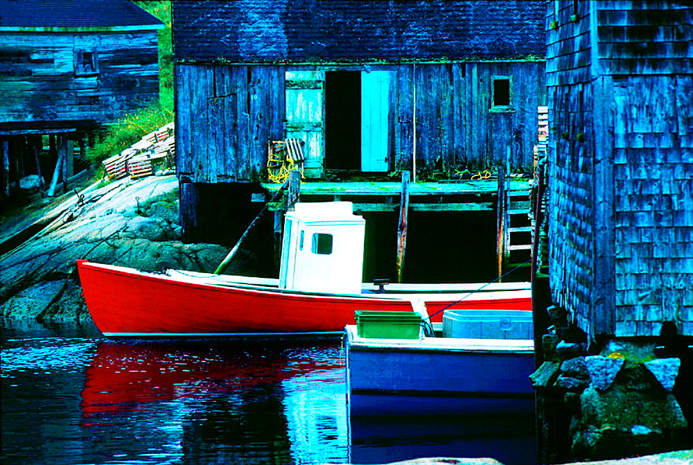 Peggy's Cove, Halifax, Nova Scotia, Canada