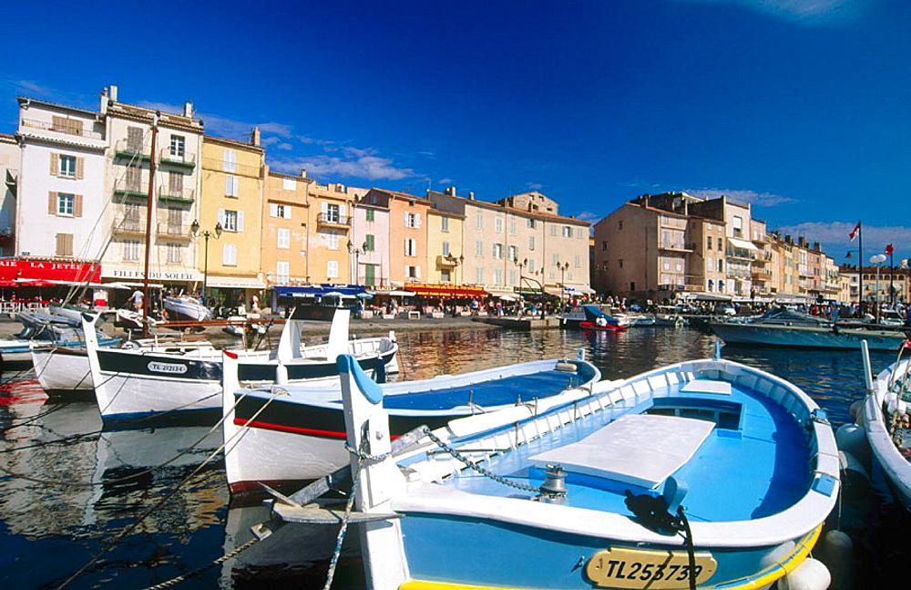 St, Tropez, Cote d'Azur, France