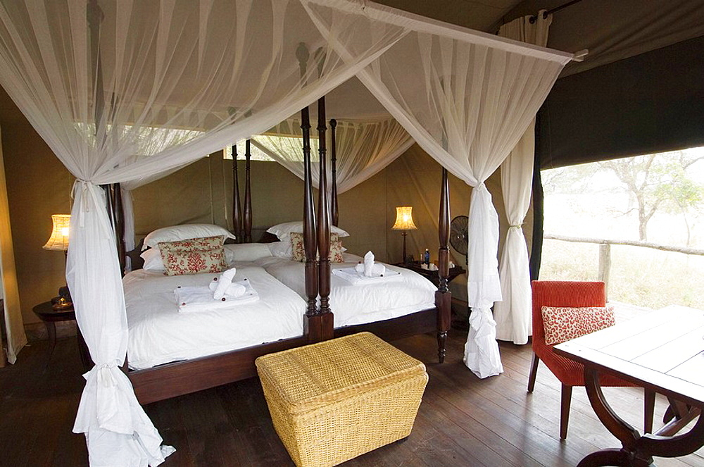 Kapinga Camp, Busanga Plains, Kafue National Park, Zambia