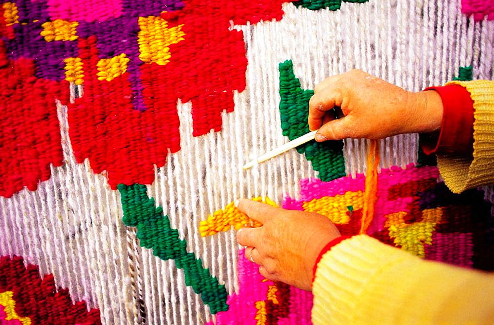 Loom, Tuani, La Rioja province, Argentina - 817-122927