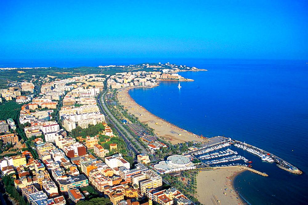 Salou, Tarragona province, Spain