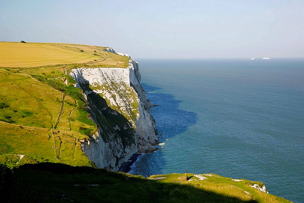 The White Cliffs, Kent, England, UK