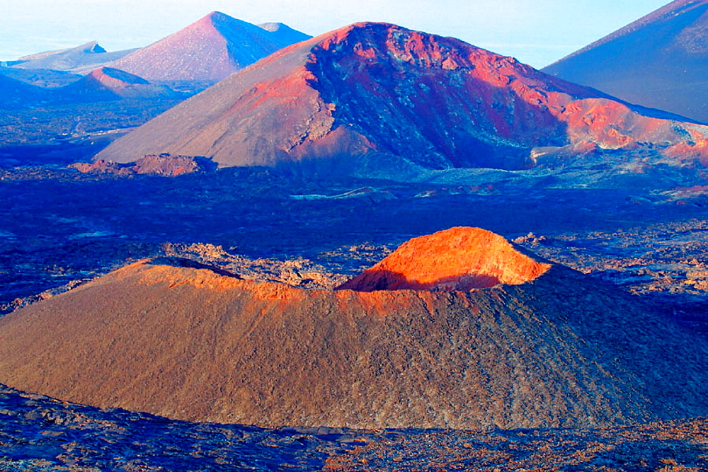 Timanfaya National Park, Lanzarote, Canary Islands, Spain - 817-131365