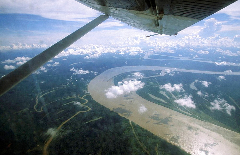 Amazon river, Near Tamishiyaco, Loreto, Peru - 817-132605