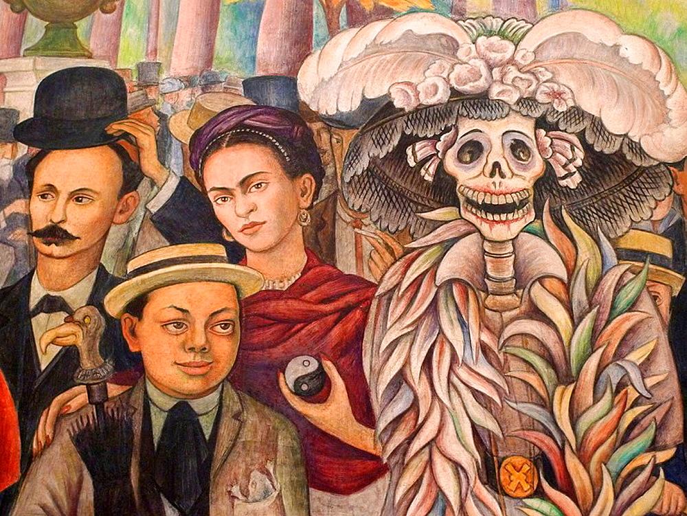 museo mural diego rivera, ciudad de mexico - 817-135055