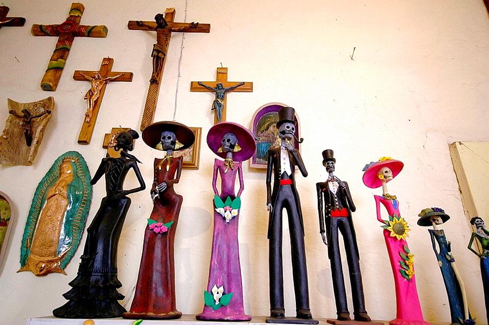 Patzcuaro, Michoacan State, Mexico