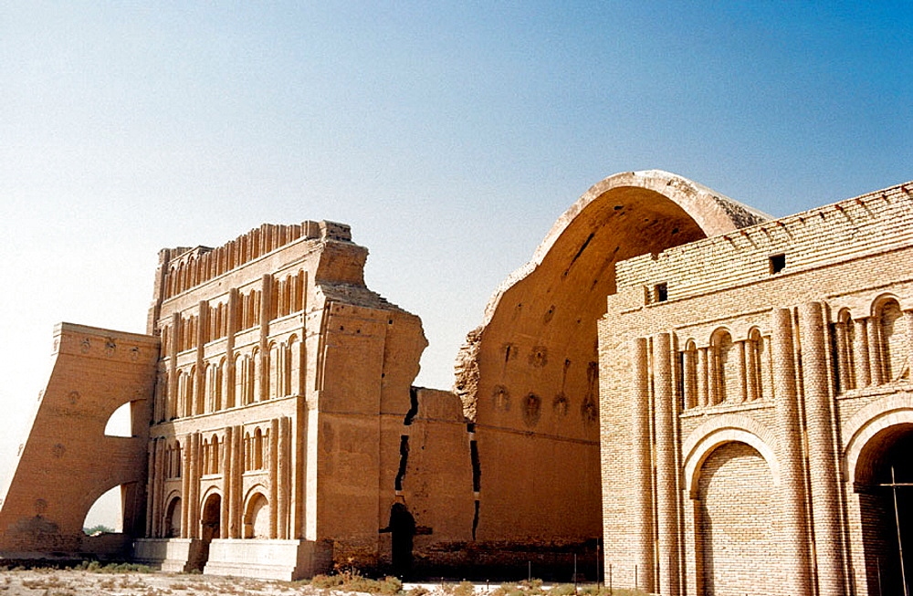 Arch of Ctesiphon (Al Mada'In), near Bagdad, Iraq