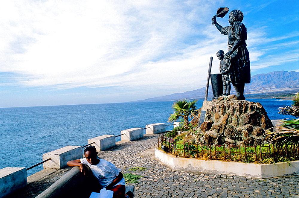 Porto Novo, Santo Antv£o island, Cape Verde