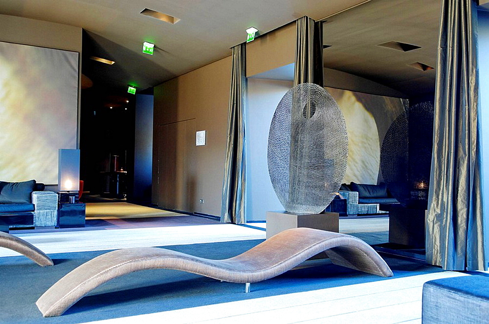 Five-star luxury Aquapura Douro Valley hotel and spa in World Heritage wine region, Douro region, Portugal