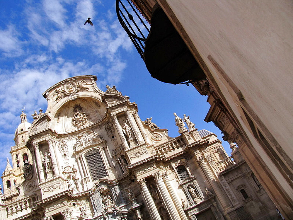 Cathedral of Santa Maria, Murcia, Spain