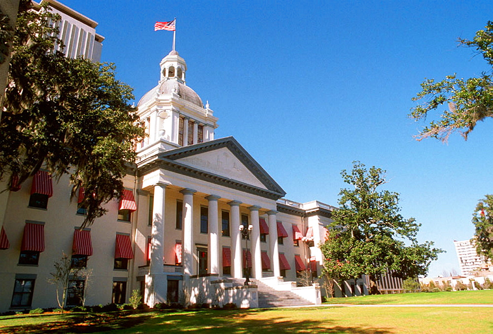 State Capitol Building, Tallahassee, Florida, USA