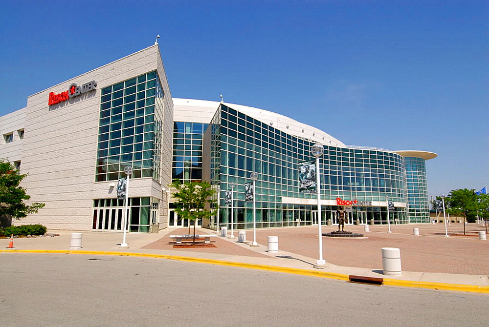 Resch Center and Green Bay Packer, Football Hall of Fame, Wisconsin, USA