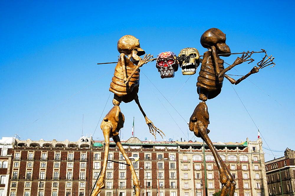 Dia de los Muertos, Mexico - 817-153920