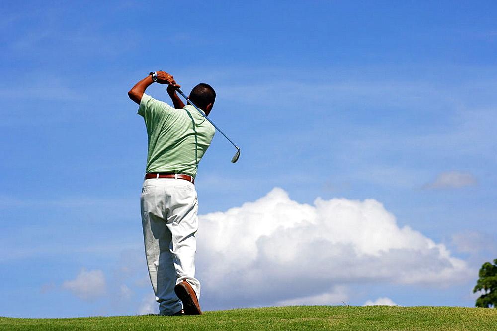 Golf in Los Cabos, Baja California Sur, Mexico