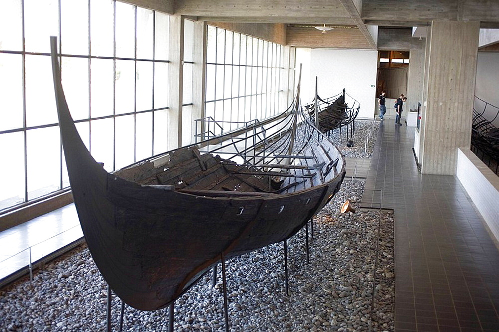 Vikingeskibs museum, Roskilde, Denmark