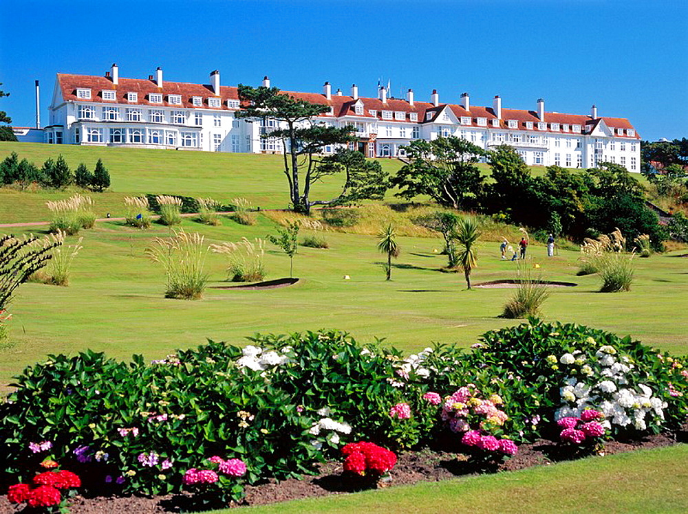 Turnberry Hotel, Ayrshire, Scotland, UK