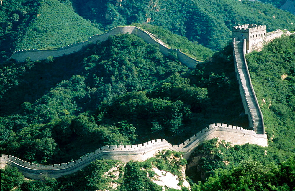 Great Wall of China, Badaling section