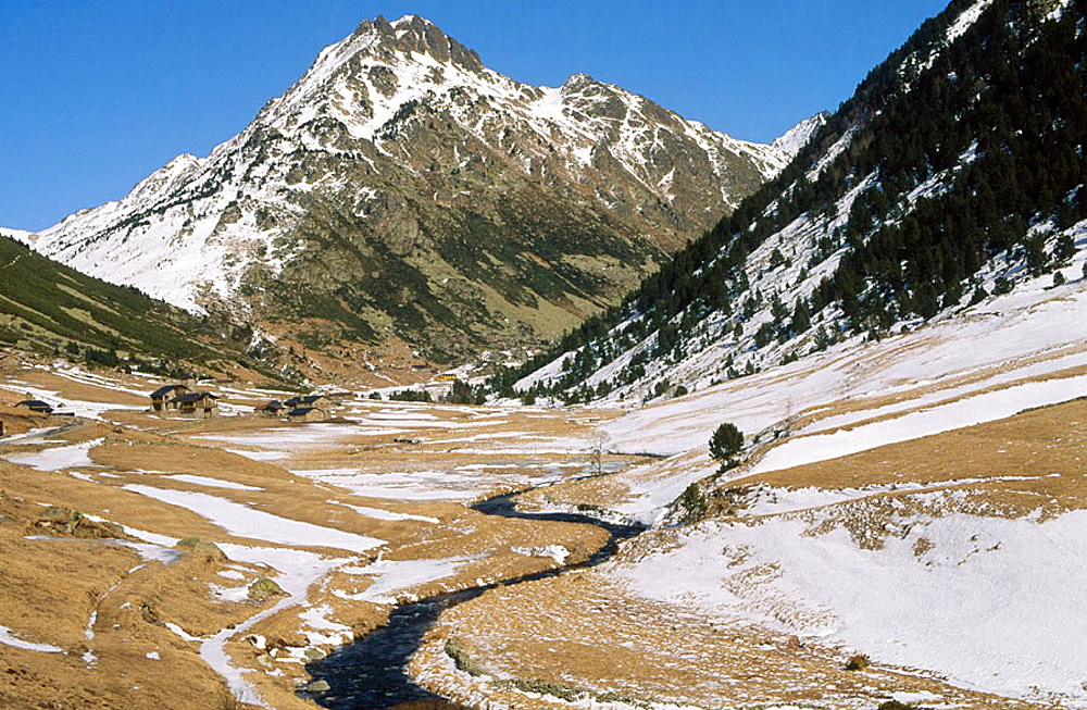 Incles valley, Andorra.