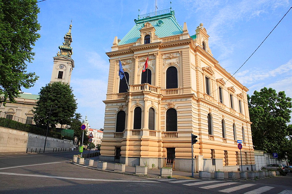 Belgrade (Beograd), Serbia