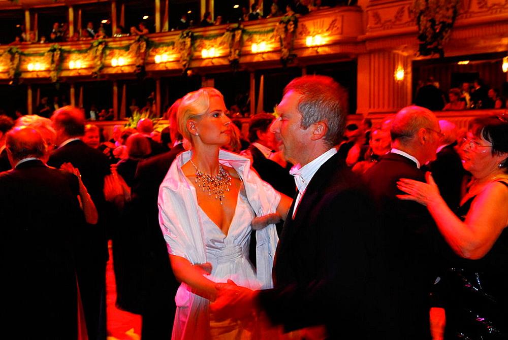 Vienna Opera Ball, Vienna, Austria