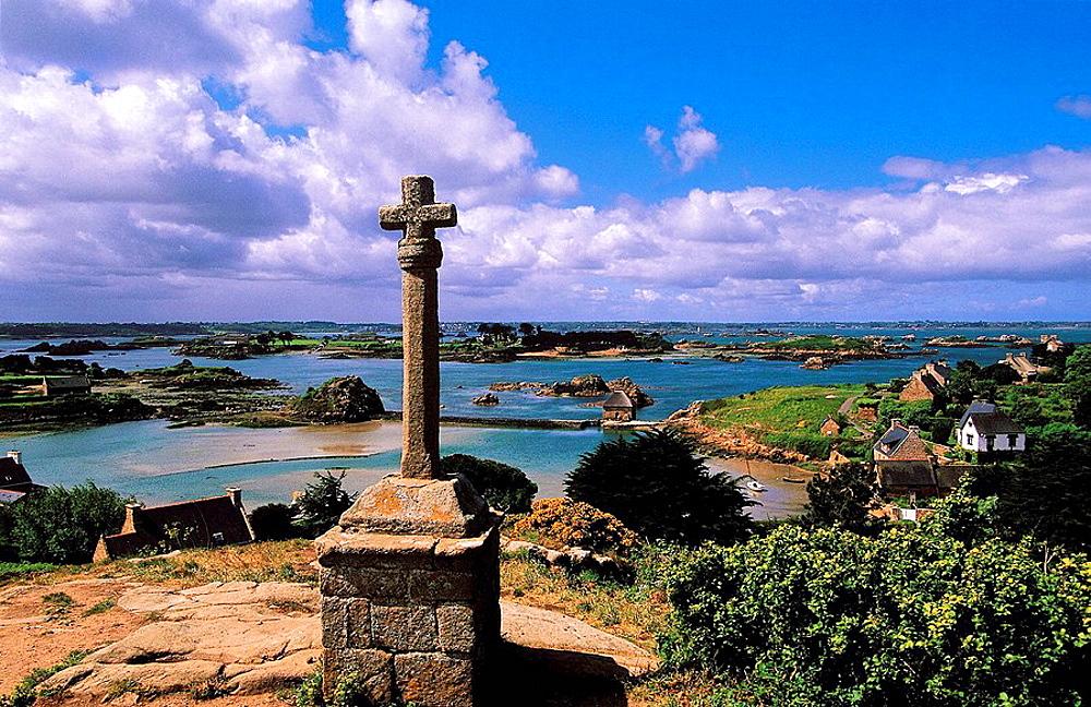 ile-de-Brehat, Cotes-d'Armor, Bretagne, France