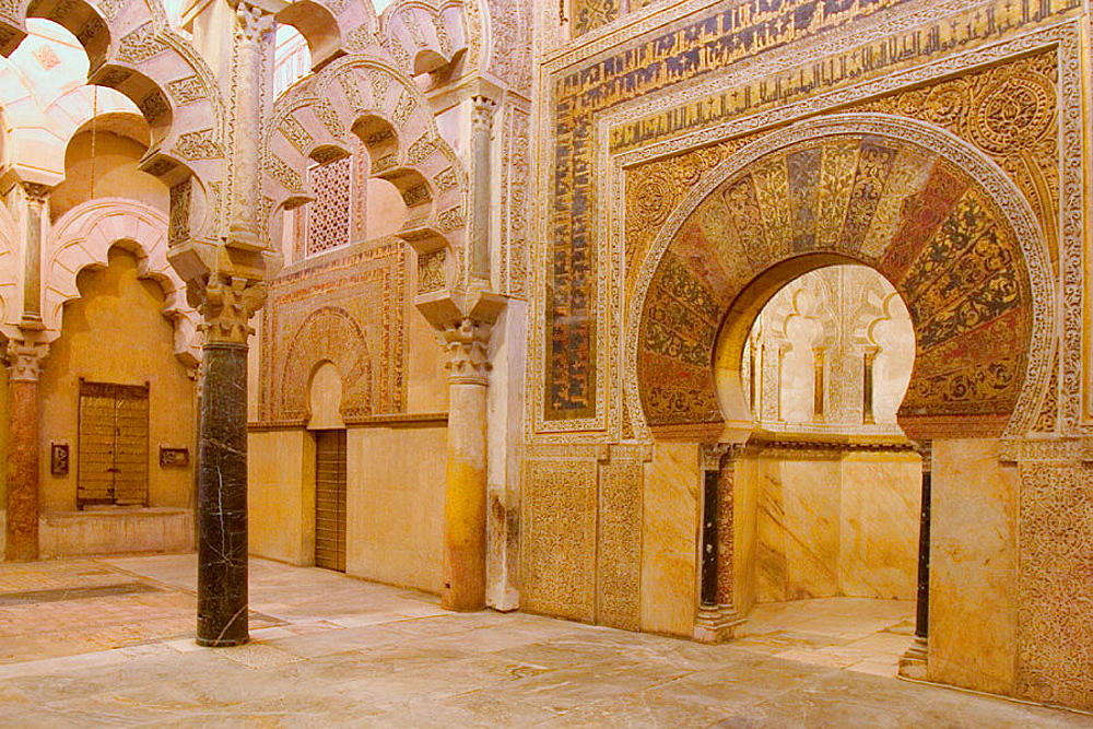 Great Mosque, Cordoba, Andalusia, Spain