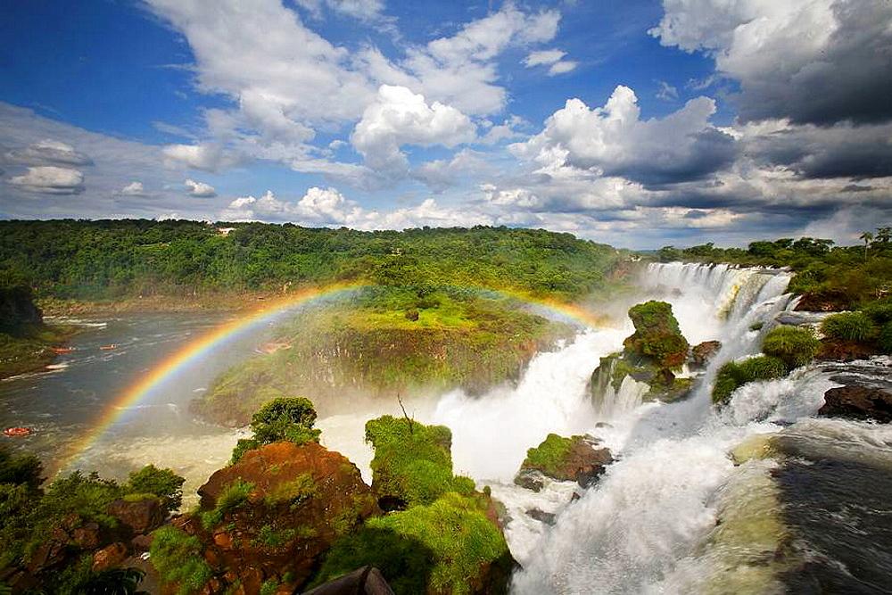 Iguazu Falls, Argentina-Brazil border - 817-176672