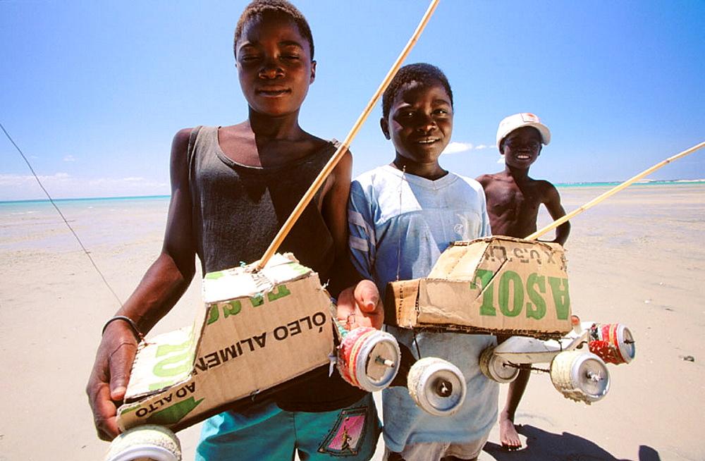 Benguela Island, Bazaruto, Mozambique
