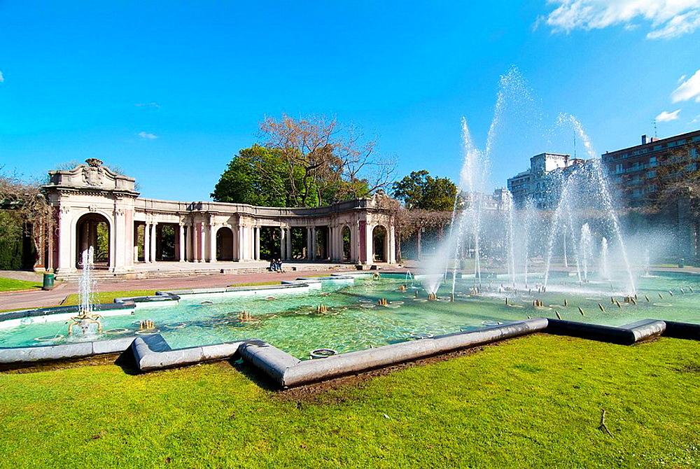 Park of Dona Casilda in Deusto, Bilbao, Biscay, Basque Country, Spain