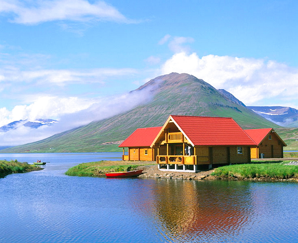 Landscape around Akureyri, Iceland - 817-18128