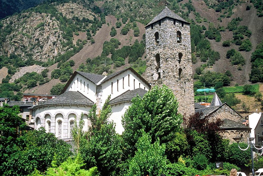 Church, Andorra la Vella, Andorra