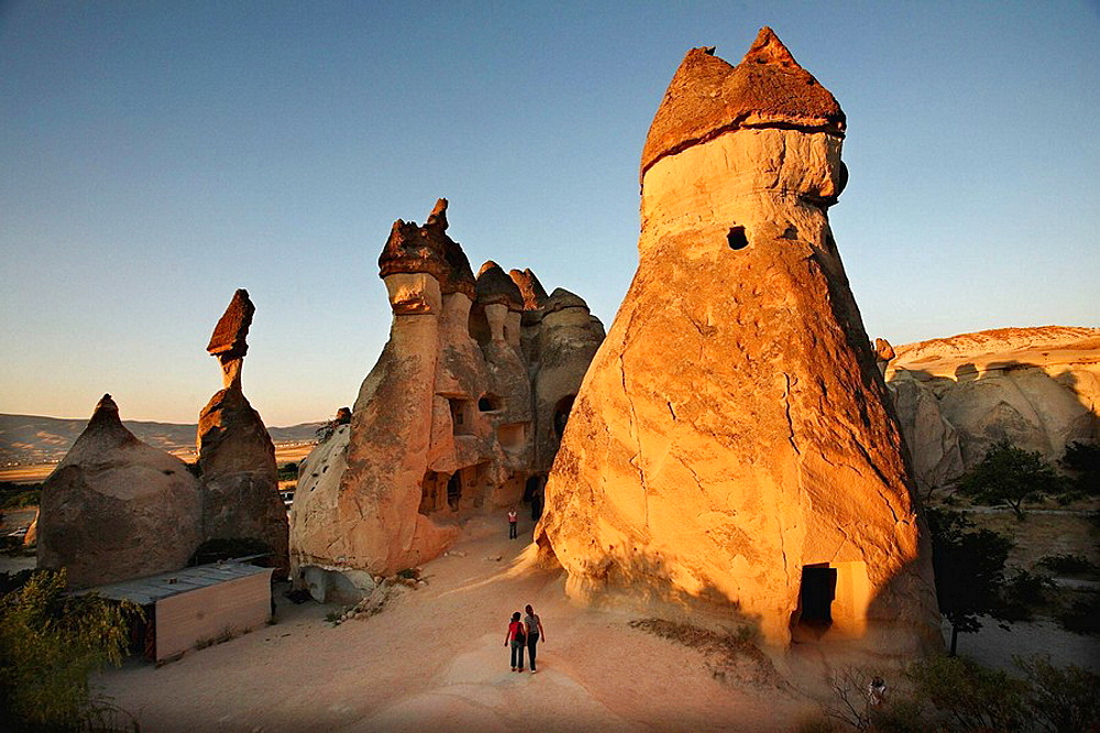 Fairy Chimneys, Devrent Valley, Zelve, Cappadocia, Turkey