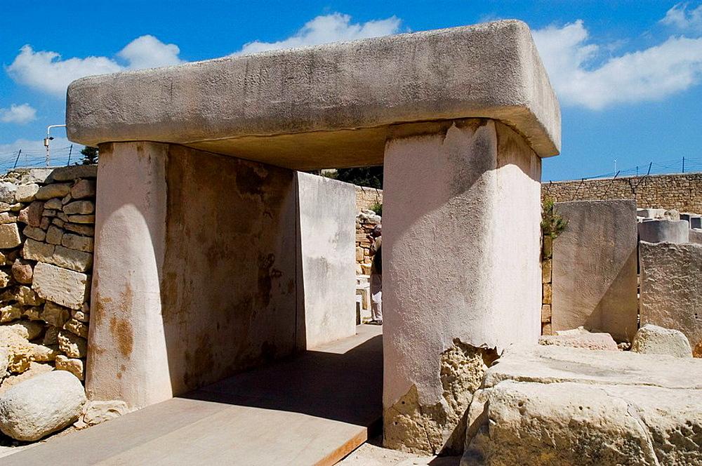 Temple (Neolithic period)Tarxien, Malta