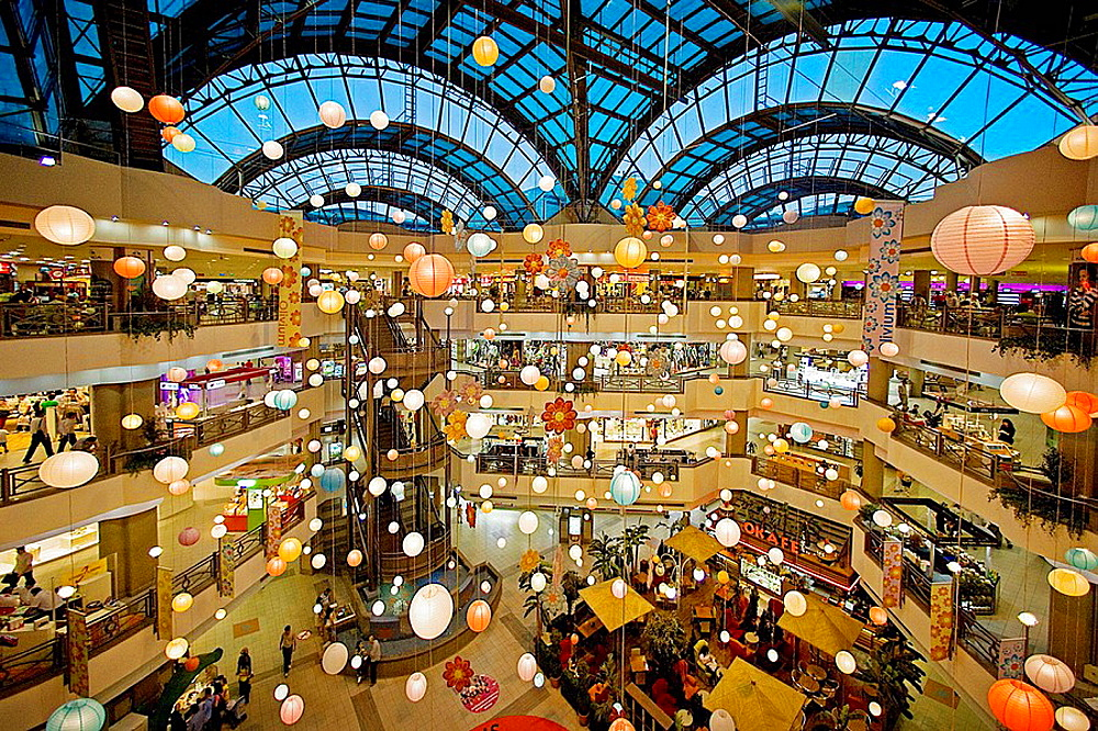Shopping mall, Istanbul, Turkey - 817-20034