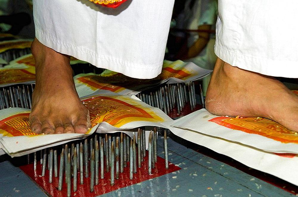 Sceens of Phuket's Vegetarian festival - 817-200608