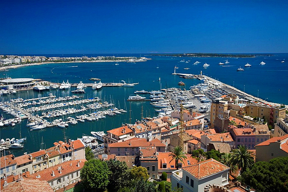 Cannes, Blue Coast, French Riviera, France