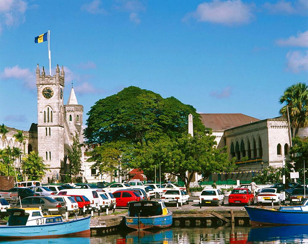 The Careenage, Bridgetown, Barbados