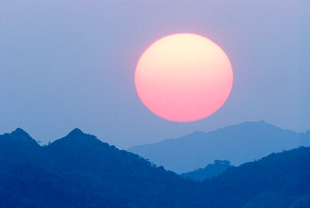 Sunrise, India - 817-21202
