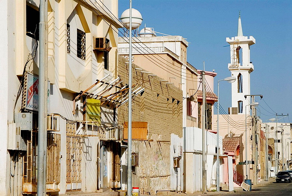 Saudi Arabia, Duba, town on the Red Sea shore