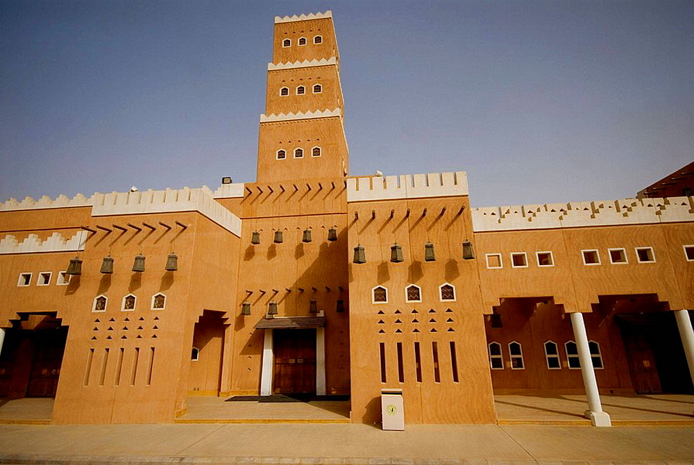 Saudi Arabia, Riyad, mosque of Al_Diriya